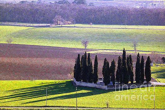Landscape 3 by Jean Bernard Roussilhe