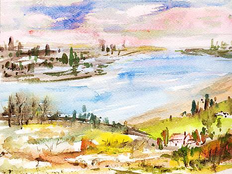 Landscape 3 by Xueling Zou