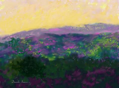 Landscape by Daniela Ionesco