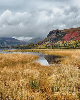 Landscape Derwentwater by Linsey Williams