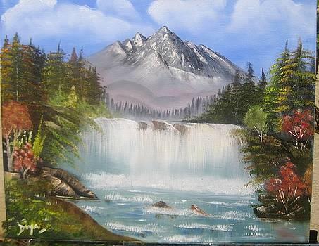 Landscape by Divya Kainth