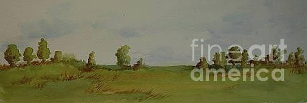 Landscape by Gretchen Bjornson