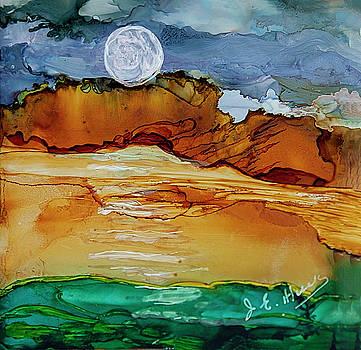 Landscape I by Judy Huck