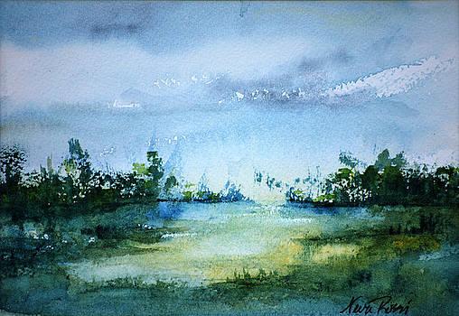 Landscape I by Neva Rossi