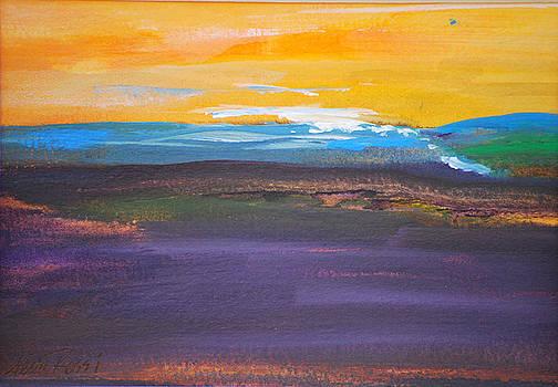 Landscape II by Neva Rossi