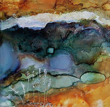 Landscape III by Judy Huck