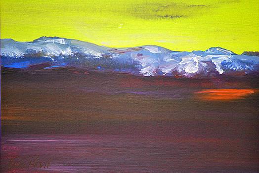 Landscape III by Neva Rossi