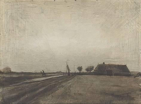 Landscape in Drenthe Drenthe, September - October 1883 Vincent van Gogh 1853 1890 by Artistic Panda