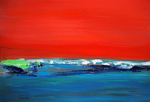 Landscape IV by Neva Rossi