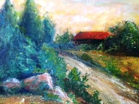 Landscape by Joseph Baker