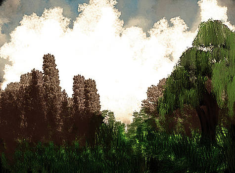 Landscape by Lisa Stanley