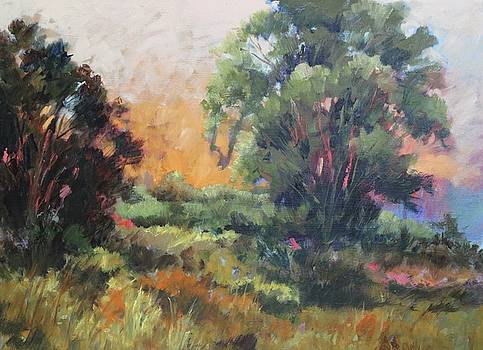 Landscape by Maralyn Miller