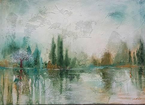 Landscape memories by Michal Shimoni