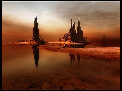 Landscape by Onkar Singh Bindra