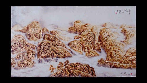Landscape by Peter Green
