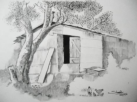 Landscape by Shweta Mattoo Koul