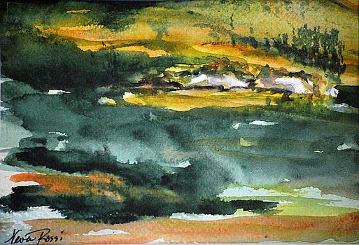 Landscape VII by Neva Rossi