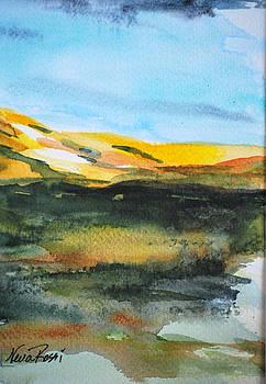 Landscape VIII by Neva Rossi