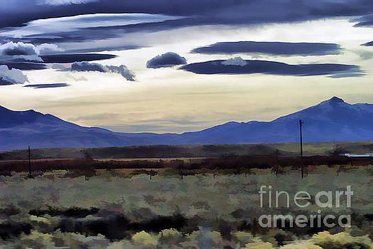 Chuck Kuhn - Landscape Wyoming IV