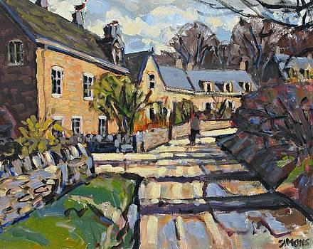 Lane by Brian Simons