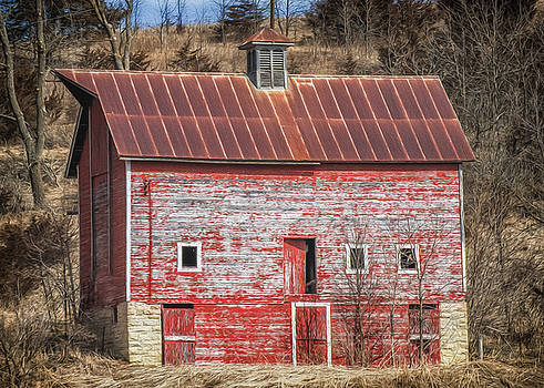 Dan Traun - Lanesboro Barn