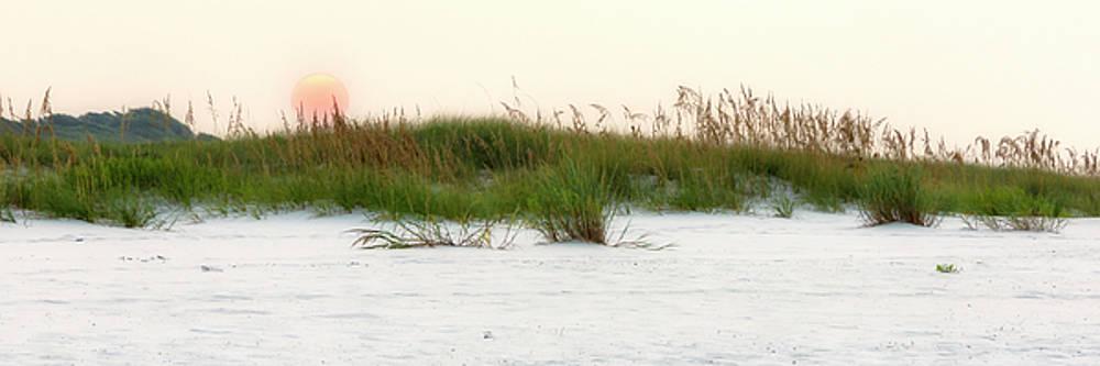 Brian Harig - Langdon Beach Sunrise Panorama - Pensacola Beach Florida