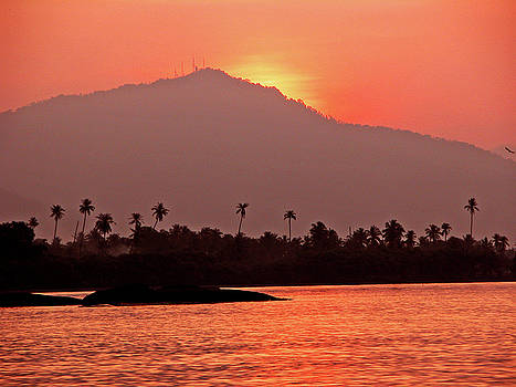 Langkawi Sunrise by Graham Taylor