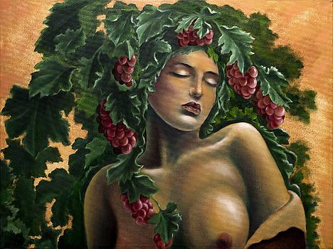 Languorous vine by Siyavush Mammadov