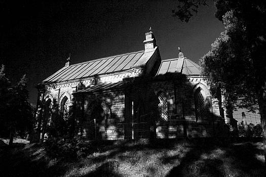 Lansdowne Church 2 by Salman Ravish