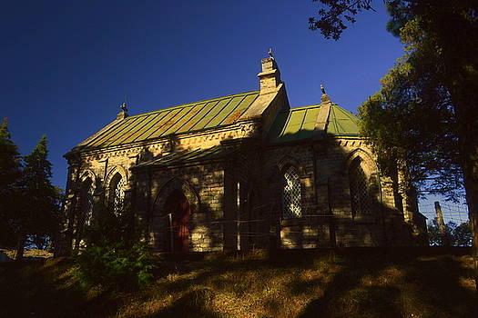 Lansdowne Church 4 by Salman Ravish