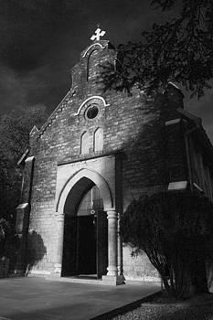 Lansdowne Church by Salman Ravish