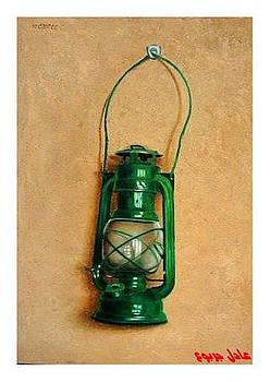Lantern by Adel Jarbou