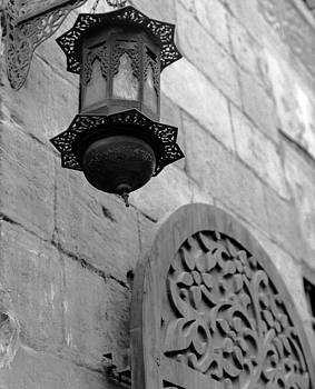 Bernice Williams - Lantern at Wikalat al-Ghuri