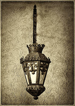 Jan Hagan - Lantern in Sepia
