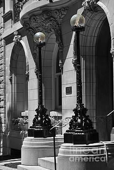 Jost Houk - Lantern of Vernon Place