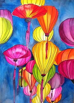 Lanterns by Sacha Grossel