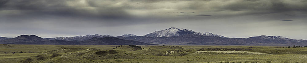 Laramie Peak by Jason Moynihan