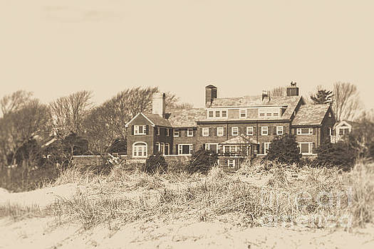 Large Luxury Mansion on Cape Cod by Edward Fielding