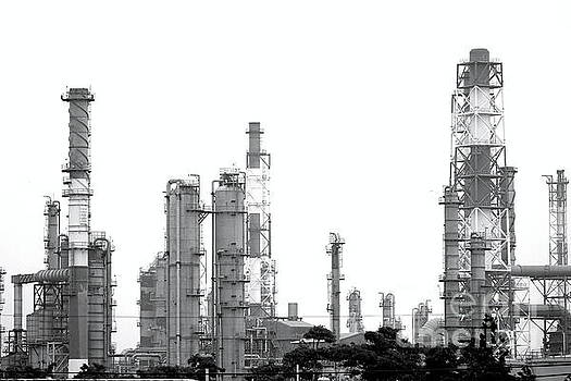 Large Petrochemical Complex by Yali Shi