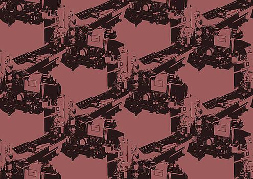 Largemachine by Preeta Gopalswami