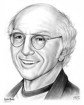 Larry David by Greg Joens