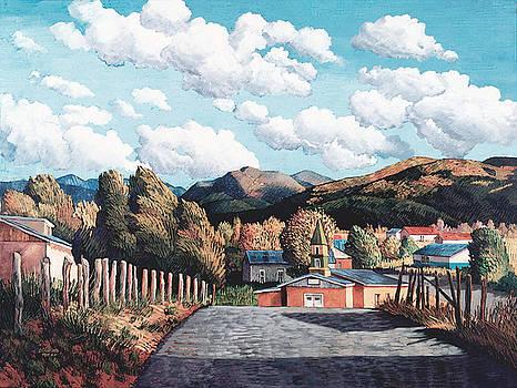 Las Nubes de Truchas by Donna Clair