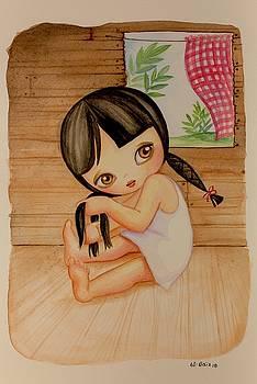 Las trenzas de Alejandrita by Alejandra Baiz