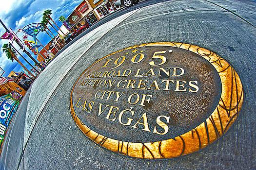 Las Vegas 110 Years by Julie Bergonz