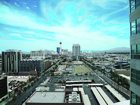 Las Vegas by Bruce Iorio