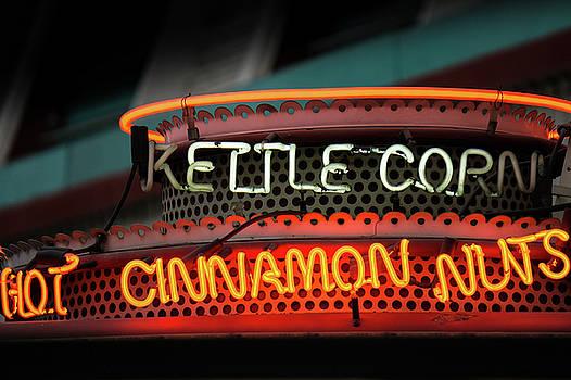Las Vegas - Kettle Corn by Russell Mancuso