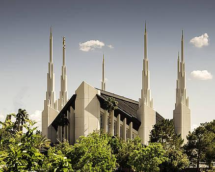 Las Vegas LDS Temple by Carl Nielsen
