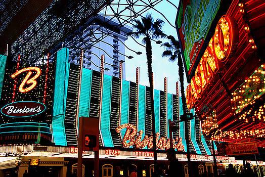Susanne Van Hulst - Las Vegas Lights II