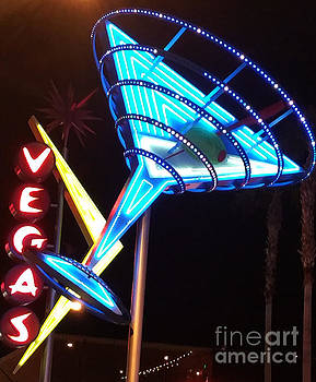 Gregory Dyer - Las Vegas Neon Cocktail