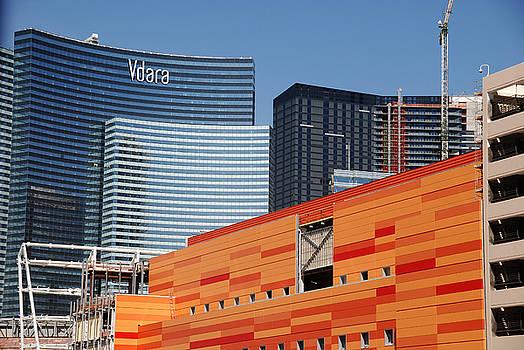 Susanne Van Hulst - Las Vegas under construction